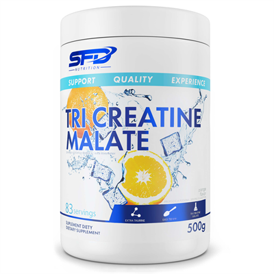 SFD NUTRITION Tri Creatine Malate