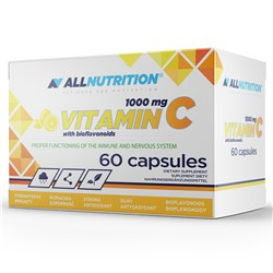 Vitamin C with bioflavonoids - 60caps