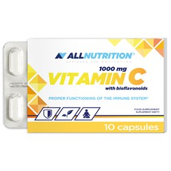Vitamin C with bioflavonoids - 10caps