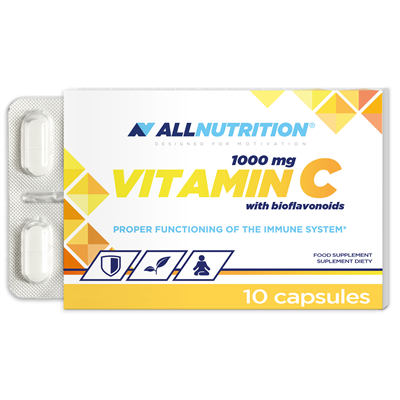 ALLNUTRITION Vitamin C with bioflavonoids
