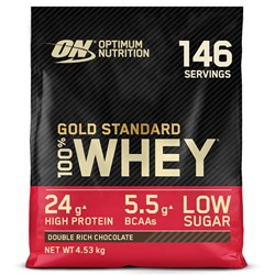 Whey Gold Standard 100% - 4,54kg