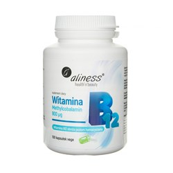 Witamina B12 Methylcobalamin 1000µg Vege