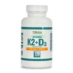 Witamina K2+D3