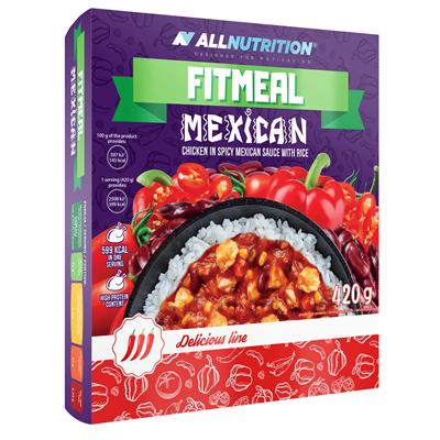 ALLNUTRITION Fitmeal Mexican