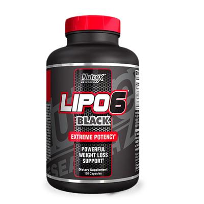 Nutrex Lipo-6 Black