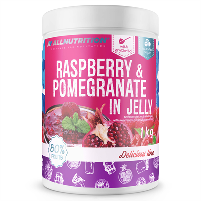 ALLNUTRITION Raspberry & Pomegranate In Jelly