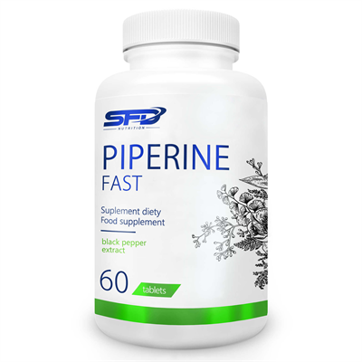 SFD NUTRITION Piperine Fast