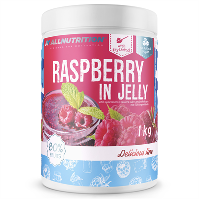 ALLNUTRITION Raspberry In Jelly