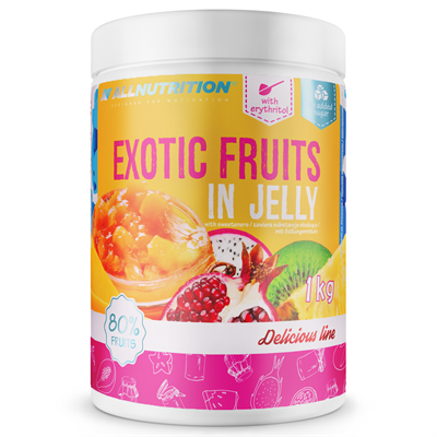 ALLNUTRITION Exotic Fruits In Jelly