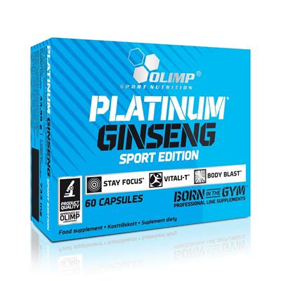 Olimp Platinum Ginseng Sport Edition